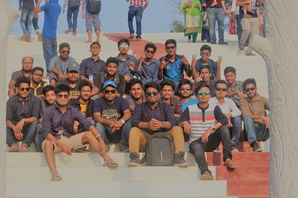 Country Tour CSE 12th Batch