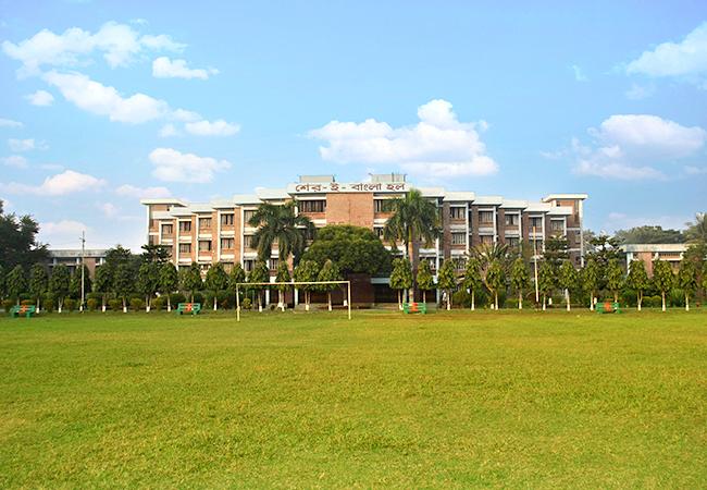 Sher-E-Bangla Hall 1